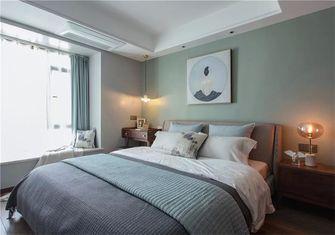 140平米三室两厅新古典风格卧室装修案例