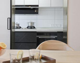 140平米三室两厅日式风格厨房设计图