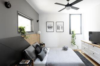 100平米北欧风格卧室设计图