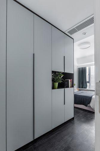 130平米三室两厅现代简约风格储藏室装修案例