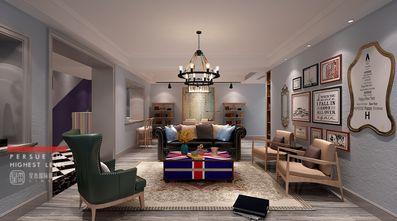 20万以上140平米别墅北欧风格客厅图