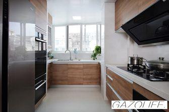 120平米复式中式风格厨房装修案例