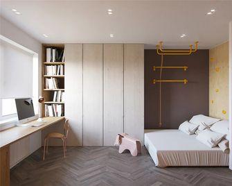 80平米宜家风格儿童房装修案例