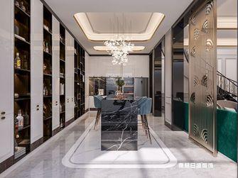 140平米四室两厅美式风格衣帽间图