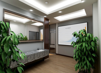 140平米中式风格其他区域装修图片大全