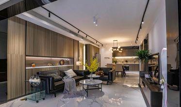 140平米四田园风格客厅设计图