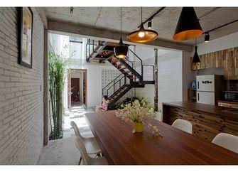 50平米田园风格厨房图片
