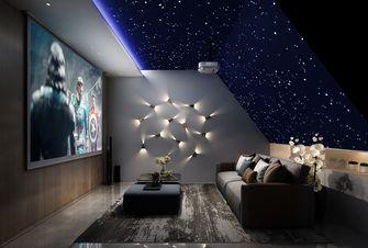 130平米复式其他风格影音室欣赏图