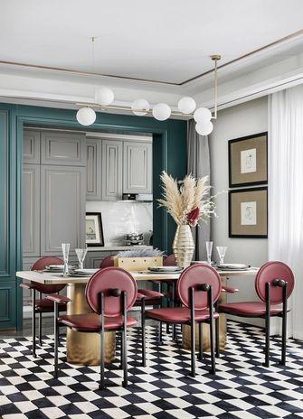 100平米三室一厅其他风格餐厅图片大全