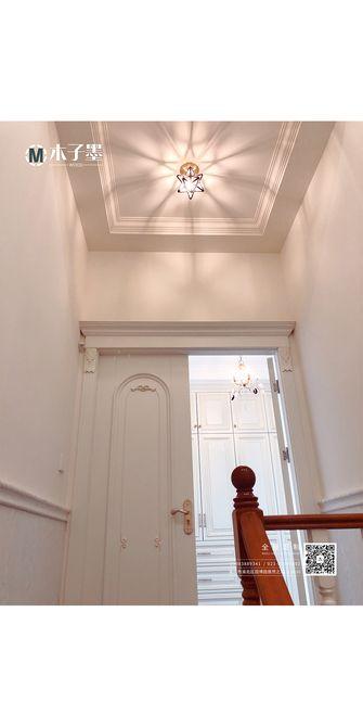 法式风格楼梯间图片大全