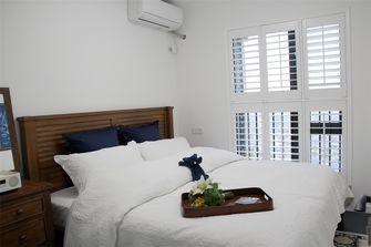 80平米三室两厅宜家风格卧室欣赏图