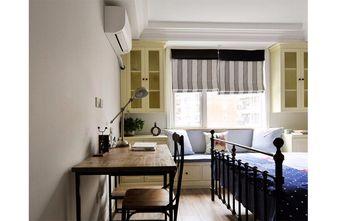 140平米三室五厅美式风格卧室图片