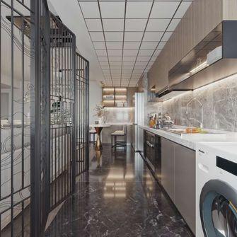 50平米三室两厅中式风格卫生间欣赏图
