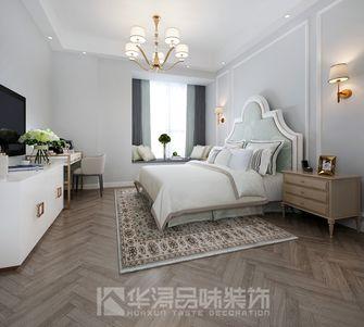 90平米混搭风格卧室图片