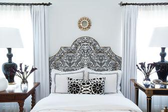 140平米复式地中海风格卧室效果图