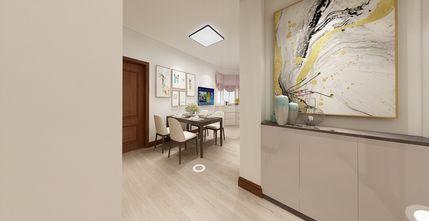 富裕型70平米一居室现代简约风格走廊欣赏图