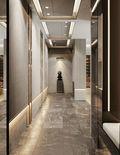 110平米三室两厅英伦风格玄关效果图
