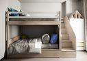 130平米三室一厅宜家风格儿童房装修效果图