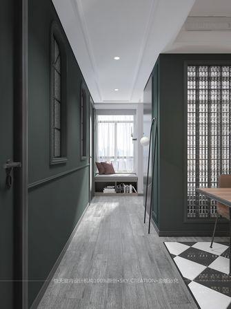 15-20万130平米三室两厅英伦风格走廊图片大全