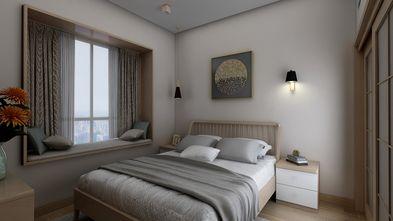90平米日式风格卧室图
