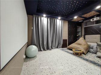 豪华型140平米复式混搭风格影音室图片