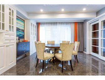 15-20万140平米四室三厅美式风格餐厅图片
