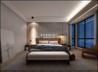 140平米复式北欧风格卧室设计图