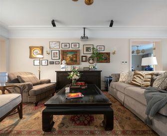 140平米四地中海风格客厅设计图
