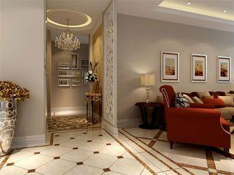 140平米三室两厅欧式风格玄关装修效果图