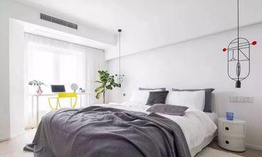 100平米复式东南亚风格卧室效果图