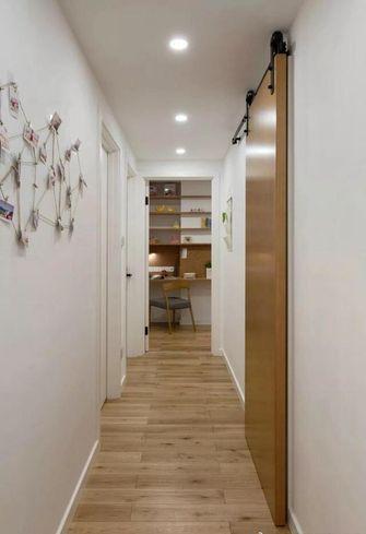 100平米三室两厅日式风格走廊图片