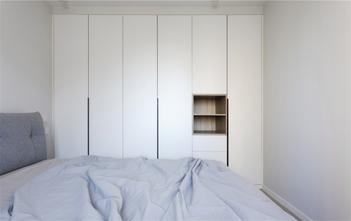 60平米一室一厅现代简约风格卧室装修案例
