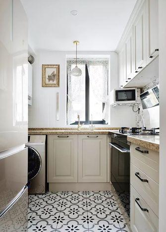 30平米小户型法式风格厨房装修效果图
