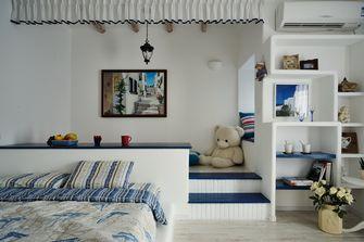 140平米别墅地中海风格儿童房装修效果图