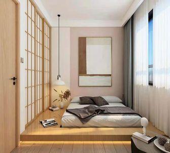 140平米三日式风格卧室图片大全