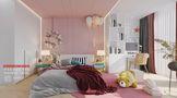 140平米四室四厅其他风格儿童房装修案例