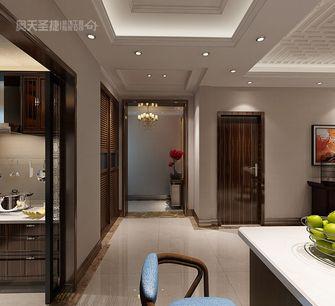 20万以上140平米四室四厅新古典风格走廊装修案例