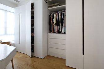 豪华型110平米三室两厅日式风格衣帽间装修案例