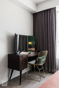 100平米三室一厅北欧风格梳妆台图片大全