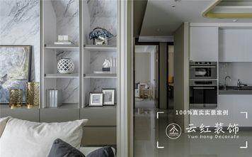 140平米复式现代简约风格储藏室图片大全