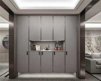 140平米四室两厅英伦风格玄关装修案例