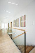 140平米四室两厅现代简约风格楼梯间装修图片大全