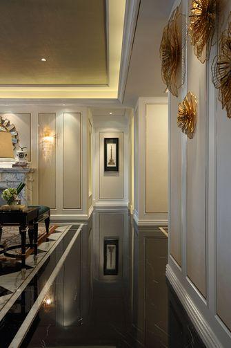 140平米复式欧式风格走廊装修案例