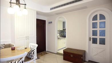 3-5万60平米一室两厅地中海风格餐厅设计图