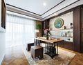 140平米三室两厅东南亚风格其他区域设计图