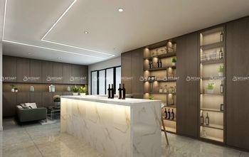 20万以上140平米别墅现代简约风格储藏室装修效果图