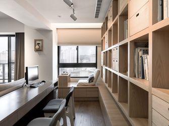 100平米三室两厅日式风格书房装修图片大全