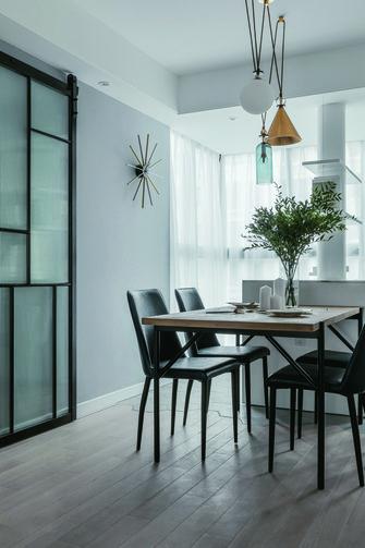 120平米三室五厅北欧风格餐厅图片