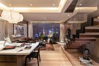 豪华型140平米复式其他风格楼梯装修图片大全