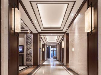 5-10万140平米三室一厅东南亚风格走廊欣赏图